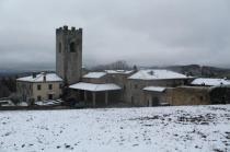 neve 3 febbraio montegrossi e badia a coltibuono, chianti (38)