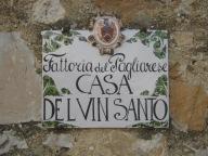 pagliarese casa del vinsanto