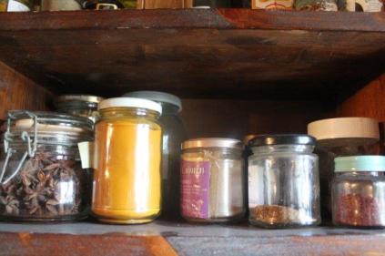 scaffali cucina di campagna (2)
