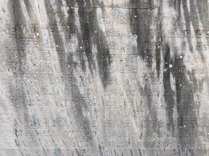 barca lapide commemorativa caduti prima guerra mondiale