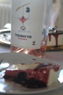 cheesecake (3) e vermouth istine