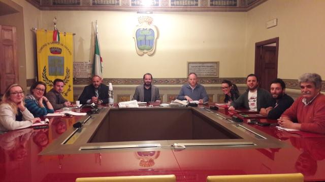 consiglio comunale gaiole in chianti 20 aprile 2018