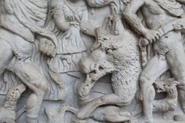 mito di meleagro cacciatore di cinghiali sarcofago salerno (12)