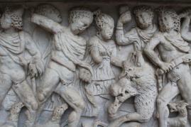 mito di meleagro cacciatore di cinghiali sarcofago salerno (14)
