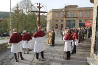 san gusmè, processione, benedizione automobili e frittelle (30)