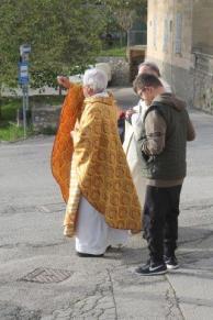 san gusmè, processione, benedizione automobili e frittelle (31)