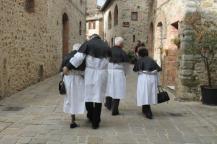 san gusmè, processione, benedizione automobili e frittelle (9)