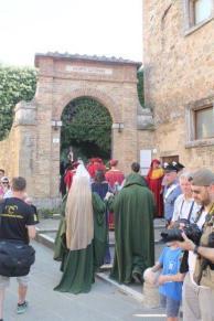 san quirico d'orcia sfilata corteo storico del barbarossa (29)