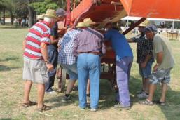 asciano rievocazione battitura grano 29 luglio 2018 (32)