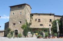 castello di volpaia e ortensie (1)
