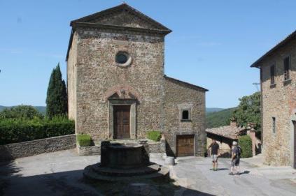 castello di volpaia e ortensie (6)