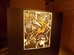 il cavallo degli artisti magazzini del sale siena (1)