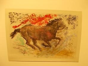 il cavallo degli artisti magazzini del sale siena (10)