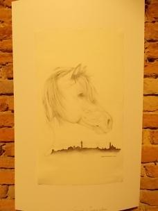 il cavallo degli artisti magazzini del sale siena (16)