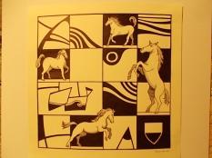 il cavallo degli artisti magazzini del sale siena (18)