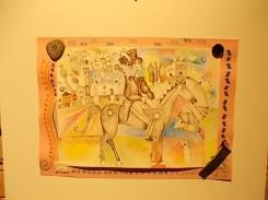 il cavallo degli artisti magazzini del sale siena (19)