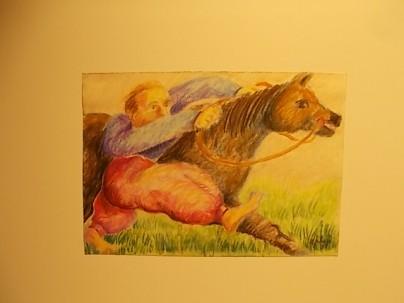 il cavallo degli artisti magazzini del sale siena (20)