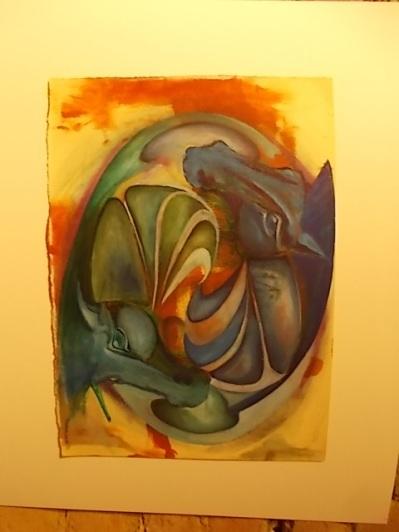 il cavallo degli artisti magazzini del sale siena (21)