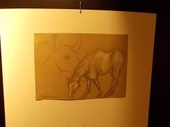 il cavallo degli artisti magazzini del sale siena (3)