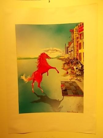 il cavallo degli artisti magazzini del sale siena (34)