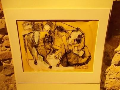 il cavallo degli artisti magazzini del sale siena (39)