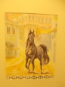 il cavallo degli artisti magazzini del sale siena (45)