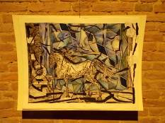 il cavallo degli artisti magazzini del sale siena (49)