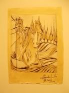 il cavallo degli artisti magazzini del sale siena (8)