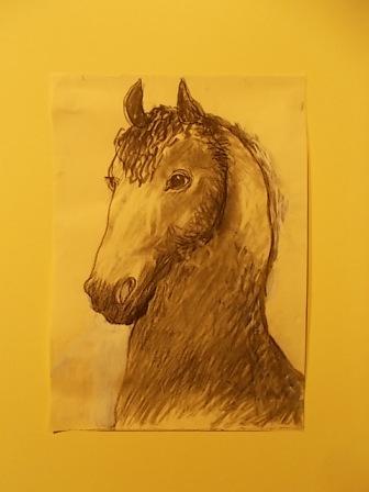 il cavallo degli artisti magazzini del sale siena (9)