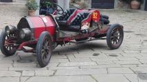 vertine e badia a coltibuono auto club e moto d'epoca siena e triciclo a motore primetti stucchi (10)