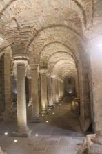 cripta chiesa abbadia san salvatore (10)
