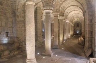 cripta chiesa abbadia san salvatore (12)