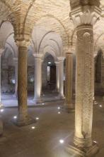 cripta chiesa abbadia san salvatore (14)