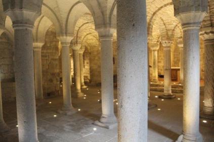 cripta chiesa abbadia san salvatore (3)
