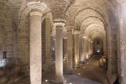 cripta chiesa abbadia san salvatore (9)