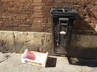 cassetta arance abbandonata in piazza duomo (6)