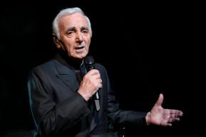 Charles Aznavour foto da Avvenire