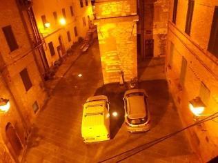 berardenga parcheggio sotto casa