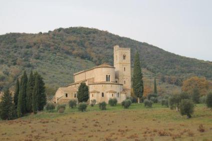 abbazia di sant'antimo montalcino (1)