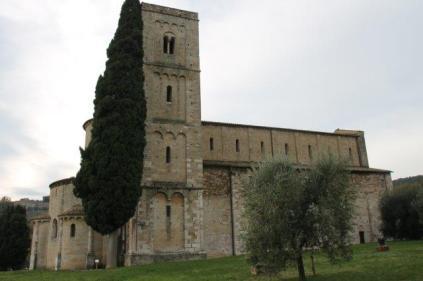 abbazia di sant'antimo montalcino (5)
