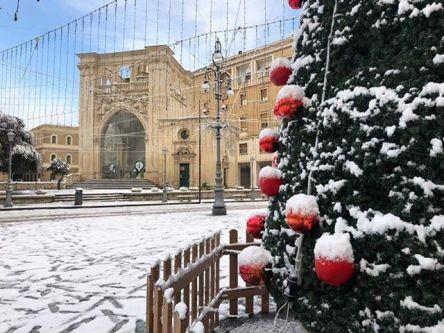 lecce nevicata 6 gennaio 2019 (1)