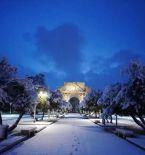 lecce nevicata 6 gennaio 2019 (7)