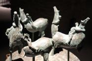 paolo staccioli guerrieri, cavalli e centauri (2)