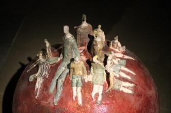 paolo staccioli guerrieri, cavalli e centauri (24)