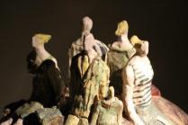 paolo staccioli guerrieri, cavalli e centauri (28)