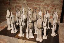 paolo staccioli guerrieri, cavalli e centauri (33)