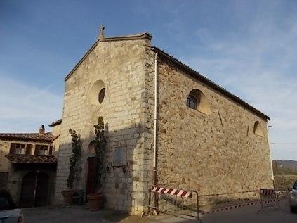 rietine danni vento chiesa di santa maria (5)