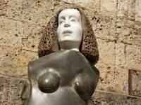 alberto inglesi donna in cammino mostra itinerante per le vie di siena (15)