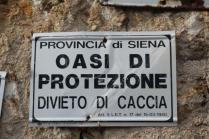 collezione cartelli divieto di caccia (17)