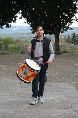 il tamburino di porta san marco chiocciola